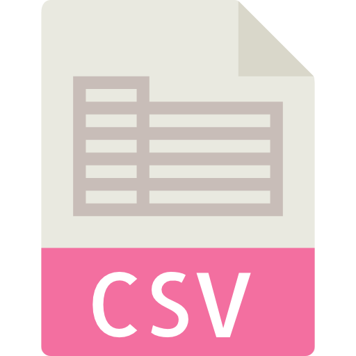 File CSV per database dato variabile
